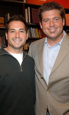 Bobby and Jamie Deen in 2007. (WireImage)