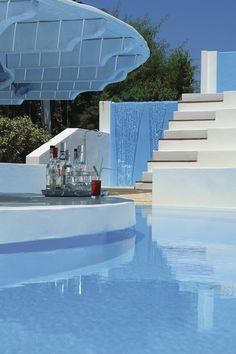 Folegandros - Chora Resort Hotel & Spa Spa Hotel, Hotels And Resorts, Outdoor Decor, Home Decor, Air Travel, Small Island, Decoration Home, Room Decor, Home Interior Design