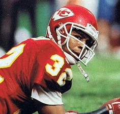Marcus Allen - KC Chiefs - RB My favorite player of all-time.