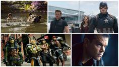 Las películas que anunció el Superbowl | El evento deportivo es también la plataforma para estrenar avances de nuevos filmes