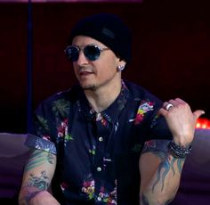 ChesterBe Rules 'I Am The Best Member Of My Band' 2017