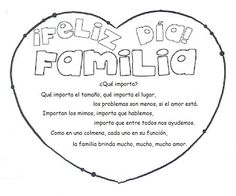Poesia Familia Para Niños Family Day Activities, Baby Batman, Teacher Notes, Reggio Emilia, Nice To Meet, Favorite Quotes, Told You So, Lettering, Teaching