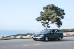 2014 Mercedes-Benz E350 4Matic Sedan/Wagon First Test - Motor Trend