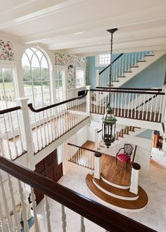 - very nice stuff - share it - Residential Preservation Naturalists' Sanctuary Hallway TraditionalNeoclassical by Eberlein Design Dream House Interior, Dream Home Design, My Dream Home, House Design, Design Homes, Beautiful Houses Interior, Design Design, Design Ideas, Style At Home