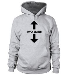T-shirt - two seater shirt ! Only 3 Days !