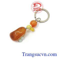 Móc khóa mã não thành công, móc chìa khóa đẹp, đá mã não thiên nhiên Personalized Items