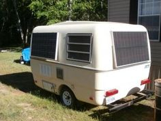 Updating my 77 13 Trillium (w/pics) - Page 3 - Fiberglass RV