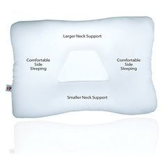 Tri-Core Cervical Pillow, Full Size, Standard Firm *** You can find out more details at the link of the image.