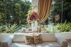 Charmoso lounge - Casamento Amanda Abreu e Noman Khan