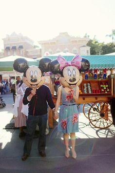 Luna de miel en Disney Word