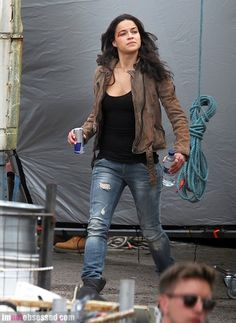 Michelle Rodriguez Fashion Style