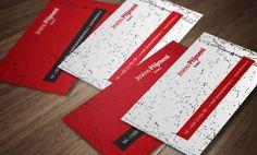Šablonový návrh vizitek k použití zdarma při objednávce tisku. Business Cards, Books, Lipsense Business Cards, Libros, Book, Book Illustrations, Name Cards, Visit Cards, Libri