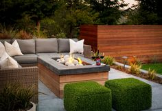 Contemporary Exterior by Holly Bender Interiors