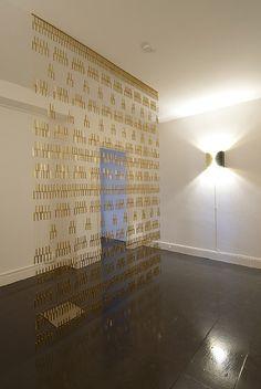 Balfron tower-Leonor Antunes 2007 - Daimler Art Collection