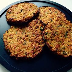 Crisp potato-carrot hash brown recipe's up on my blog today! Weeehu