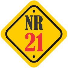 Segurança do Trabalho: Introdução NR 21 – TRABALHO A CÉU ABERTO