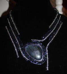 Labadorite Fountaine Bleau  Come join us at the Art2Wear Gala May 24, 25, 26, 2013 at the Vanderbilt Commodore Ballroom in Nashville, TN