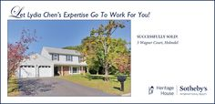 """Successfully Sold - 3 Wagner Court """"Meadowood Estates""""in Holmdel!"""