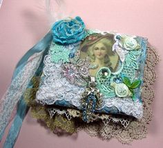 Marie Fabric journal