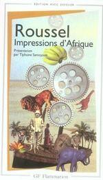 impressions d'afrique - Raymond Roussel