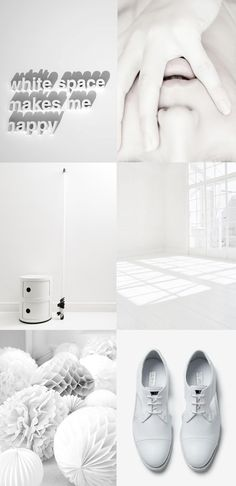 White space makes me happy - via Coco Lapine Design