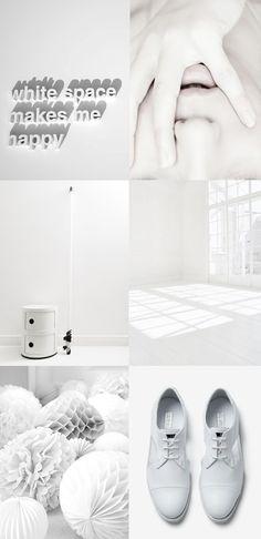 White space makes me happy - via Coco Lapine Design