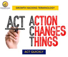 Growth hacking is about moving faster with fewer resources and still getting the same results or better. To do that you have to act quickly.Nobody knows the right answer, per se. The only way to verify is to create your hypothesis and test it with your audience.  #act #actquickly #resources #hypothesis #audience #growth #marketing #growthhacking #growthtips #progrowthhackers #progrowthhack Growth Hacking, Competitor Analysis, Verify, Marketing Ideas, The Only Way, Acting, Create, Tips, Inspiration