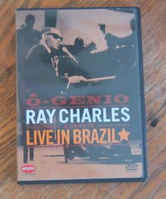 Ray Charles - O Genio: Ray Charles Live in Brazil 1963 (DVD) 45 Songs Total