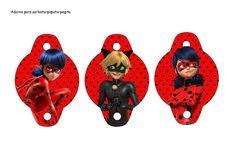 Kit Imprimible La Prodigiosa Ladybug Fiesta Cumpleaños - $ 150.00