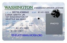 Blank social security card template social security card for Fake driving licence template