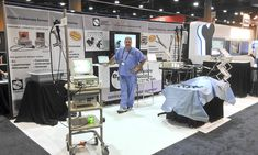 2015 North American Veterinary Conference (NAVC) - ESS Booth (1)