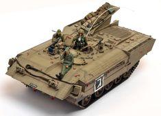 Achzarit 1/35 Scale Model