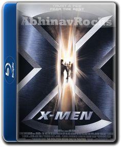 X-Men 1 (2000) BRRip 720p x264 [Dual Audio] [Hindi+English]   715 MB » WwW.World4fire.CoM - Full Free Download Everything