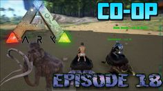 Mammoth slaying, Dueling & Racing! - Ark Survival Xbox one Episode 18