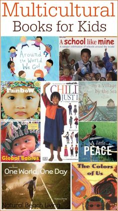 The Best Multicultural Books for Kids, Enjoying the world and it's diversity with children, Read alouds, Board Books, Perfect Montessori Books, Geography and Culture Studies, These Books are Wonderful