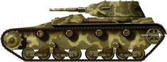 Verdeja N°1 - 1937 Nationalist Spain light tank prototype