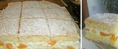 Vanilla Cake, Food And Drink