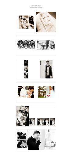 modern wedding album template #losangeleswedding #losangelesweddingphotographer #weddingalbum #album #newlyengaged #love #couples #brides http://edithlphotography.com