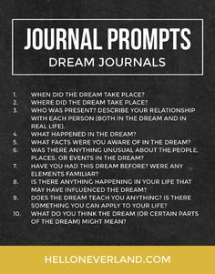 Journal prompts: Letter journal | Hello Neverland