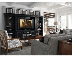 Living Room Inspiration By Thomasville Portland Furniture Pillows Home