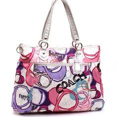 Designer Handbags Rescue - Coach Handbags, 17929 M Montage Glam Tote, $118.95 (http://www.designerhandbagsrescue.com/coach-17929-m-montage-glam-tote/)
