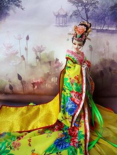 Chinesse doll