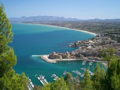 Castellammare del Golfo, Sicily, I would love to go some day and meet our family who still lives there!