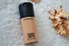Beautylish Life : Mac Pro Longwear Foundation Review & Demo~