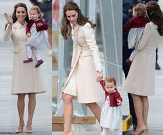 Duchess Kate: The Cambridges Bid Farewell to Canada!