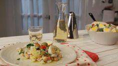 Salada de Bacalhau e Grão - Prato do Dia 2 | 24Kitchen