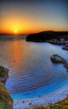 Galazio beach, Paxos Island, Greece #compartirvideos #felizcumple