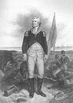 General William Moultrie - American Revolutionary War Hero from SC