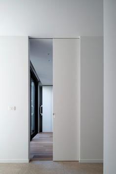 Sliding Glass Doors For Sale Home Room Design, Interior Design Living Room, House Design, Casa Milano, Sliding Pocket Doors, Door Gate Design, Inside Doors, Bedroom Doors, Windows And Doors
