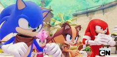 Sonic: Let's kill eggman once and for all (#BRINGS BACK THE FREEDOM FIGHTERS)